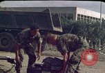 Image of American marines Beirut Lebanon, 1983, second 6 stock footage video 65675050083