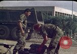 Image of American marines Beirut Lebanon, 1983, second 7 stock footage video 65675050083