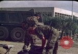 Image of American marines Beirut Lebanon, 1983, second 8 stock footage video 65675050083