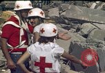 Image of clean up crews Beirut Lebanon, 1983, second 2 stock footage video 65675050084