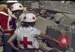 Image of clean up crews Beirut Lebanon, 1983, second 3 stock footage video 65675050084