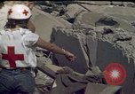 Image of clean up crews Beirut Lebanon, 1983, second 4 stock footage video 65675050084