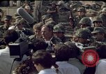 Image of George H W Bush Beirut Lebanon, 1983, second 3 stock footage video 65675050089