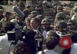 Image of George H W Bush Beirut Lebanon, 1983, second 4 stock footage video 65675050089