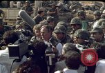 Image of George H W Bush Beirut Lebanon, 1983, second 5 stock footage video 65675050089