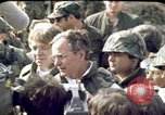 Image of George H W Bush Beirut Lebanon, 1983, second 8 stock footage video 65675050089