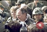 Image of George H W Bush Beirut Lebanon, 1983, second 11 stock footage video 65675050089