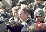 Image of George H W Bush Beirut Lebanon, 1983, second 12 stock footage video 65675050089
