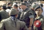 Image of American marines Beirut Lebanon, 1983, second 3 stock footage video 65675050090
