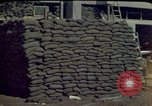 Image of sandbagged outpost Beirut Lebanon, 1983, second 2 stock footage video 65675050093