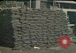 Image of sandbagged outpost Beirut Lebanon, 1983, second 7 stock footage video 65675050093