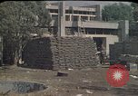 Image of sandbagged outpost Beirut Lebanon, 1983, second 11 stock footage video 65675050093