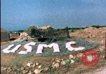 Image of Counter Mortar Radar Beirut Lebanon, 1983, second 3 stock footage video 65675050098
