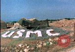 Image of Counter Mortar Radar Beirut Lebanon, 1983, second 4 stock footage video 65675050098