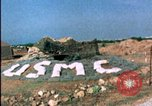 Image of Counter Mortar Radar Beirut Lebanon, 1983, second 5 stock footage video 65675050098