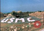 Image of Counter Mortar Radar Beirut Lebanon, 1983, second 6 stock footage video 65675050098