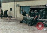 Image of American marines Beirut Lebanon, 1983, second 6 stock footage video 65675050104