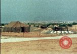 Image of 60mm mortar emplacement Beirut Lebanon, 1983, second 5 stock footage video 65675050106