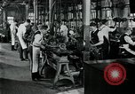 Image of watch manufacturing Springfield Illinois USA, 1922, second 11 stock footage video 65675050108