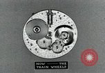 Image of train wheels Springfield Illinois USA, 1922, second 3 stock footage video 65675050114