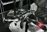 Image of watch parts Springfield Illinois USA, 1922, second 10 stock footage video 65675050116