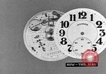 Image of enamel dials Springfield Illinois USA, 1922, second 2 stock footage video 65675050118