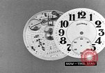 Image of enamel dials Springfield Illinois USA, 1922, second 3 stock footage video 65675050118