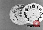 Image of enamel dials Springfield Illinois USA, 1922, second 4 stock footage video 65675050118