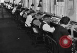 Image of assembling watch parts Springfield Illinois USA, 1922, second 6 stock footage video 65675050119