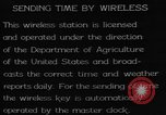 Image of Wireless Station Springfield Illinois USA, 1922, second 3 stock footage video 65675050122