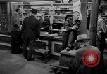 Image of general store Cummington Massachusetts USA, 1945, second 8 stock footage video 65675050127