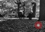 Image of American town natives Cummington Massachusetts USA, 1945, second 4 stock footage video 65675050130