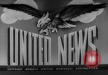 Image of WW II Allied heroes New York United States USA, 1942, second 7 stock footage video 65675050134