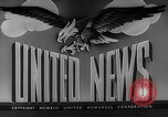 Image of WW II Allied heroes New York United States USA, 1942, second 8 stock footage video 65675050134