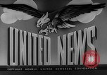 Image of WW II Allied heroes New York United States USA, 1942, second 11 stock footage video 65675050134