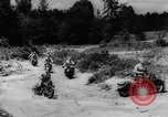 Image of motorcycle dispatch riders United States USA, 1942, second 10 stock footage video 65675050135