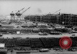 Image of shipyard New York United States USA, 1942, second 7 stock footage video 65675050137