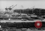Image of shipyard New York United States USA, 1942, second 8 stock footage video 65675050137