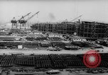 Image of shipyard New York United States USA, 1942, second 9 stock footage video 65675050137