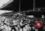Image of Army-Navy benefit horse race New York United States USA, 1942, second 8 stock footage video 65675050138