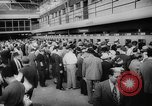Image of Army-Navy benefit horse race New York United States USA, 1942, second 11 stock footage video 65675050138