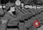Image of Australian women cadets London England United Kingdom, 1938, second 10 stock footage video 65675050143