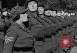 Image of Australian women cadets London England United Kingdom, 1938, second 11 stock footage video 65675050143
