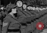 Image of Australian women cadets London England United Kingdom, 1938, second 12 stock footage video 65675050143
