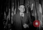 Image of Dr Ralph Bunche Los Angeles California USA, 1951, second 11 stock footage video 65675050152