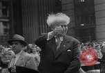 Image of David Ben Gurion New York United States USA, 1951, second 11 stock footage video 65675050153