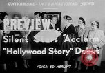 Image of The Hollywood Story Hollywood Los Angeles California USA, 1951, second 2 stock footage video 65675050155