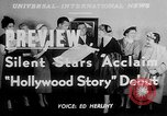 Image of The Hollywood Story Hollywood Los Angeles California USA, 1951, second 3 stock footage video 65675050155