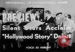 Image of The Hollywood Story Hollywood Los Angeles California USA, 1951, second 4 stock footage video 65675050155