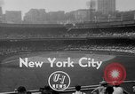 Image of Leo Durocher New York United States USA, 1949, second 1 stock footage video 65675050162